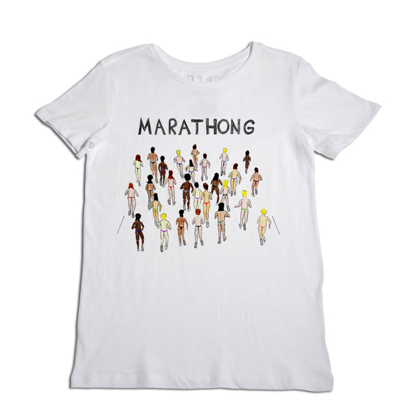 Marathong Women's T-Shirt