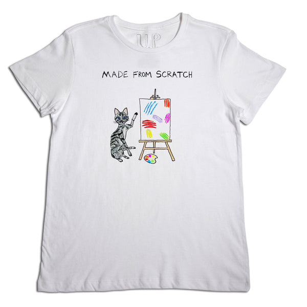 Made from Scratch Men's T-Shirt