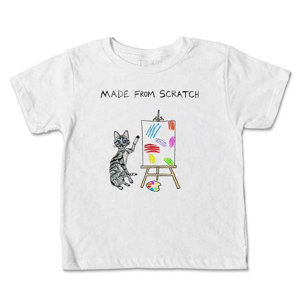 Made from Scratch Infant's T-Shirt