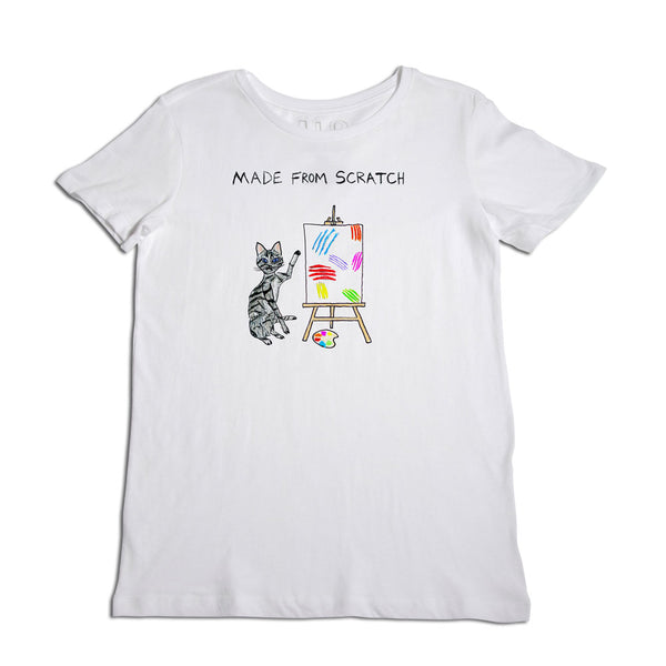 Made from Scratch Women's T-Shirt