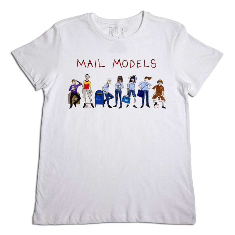 Mail Models Men's T-Shirt