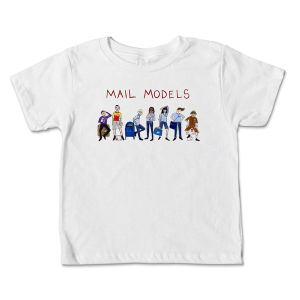 Mail Models Infant's T-Shirt