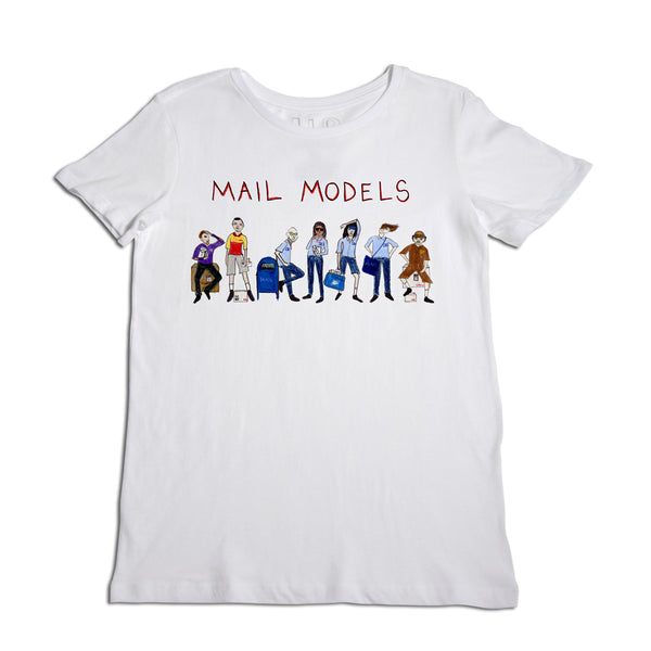 Mail Models Women's T-Shirt