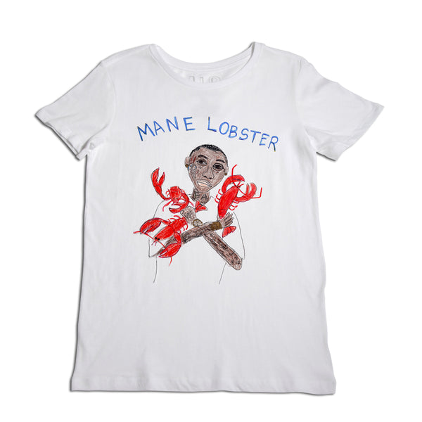 Mane Lobster Women's T-Shirt