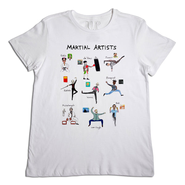 Martial Artists Men's T-Shirt