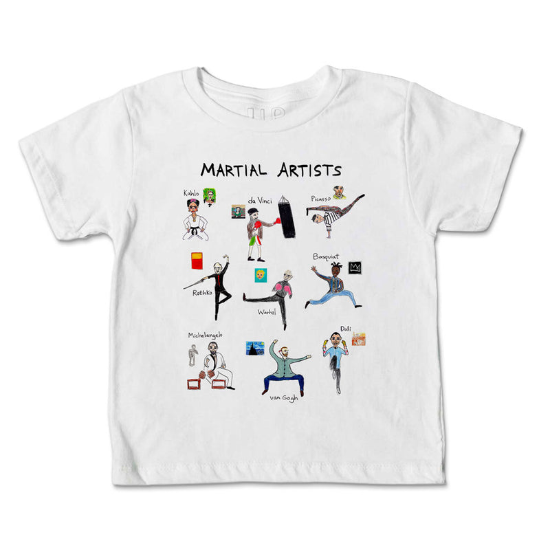 Martial Artists Infant's T-Shirt
