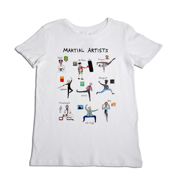 Martial Artists Women's T-Shirt
