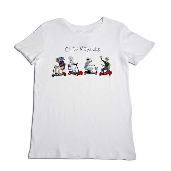 Olds Mobiles Women's T-Shirt