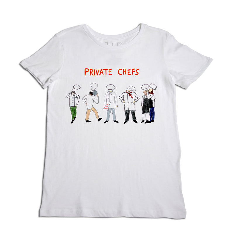Private Chefs Women's T-Shirt