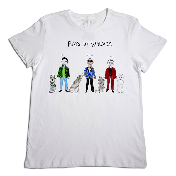 Rays By Wolves Men's T-Shirt