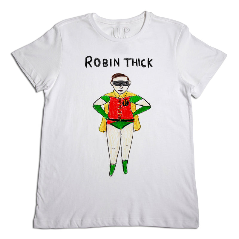 ROBIN THICK Men's T-Shirt