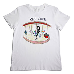 Ride Cher Men's T-Shirt