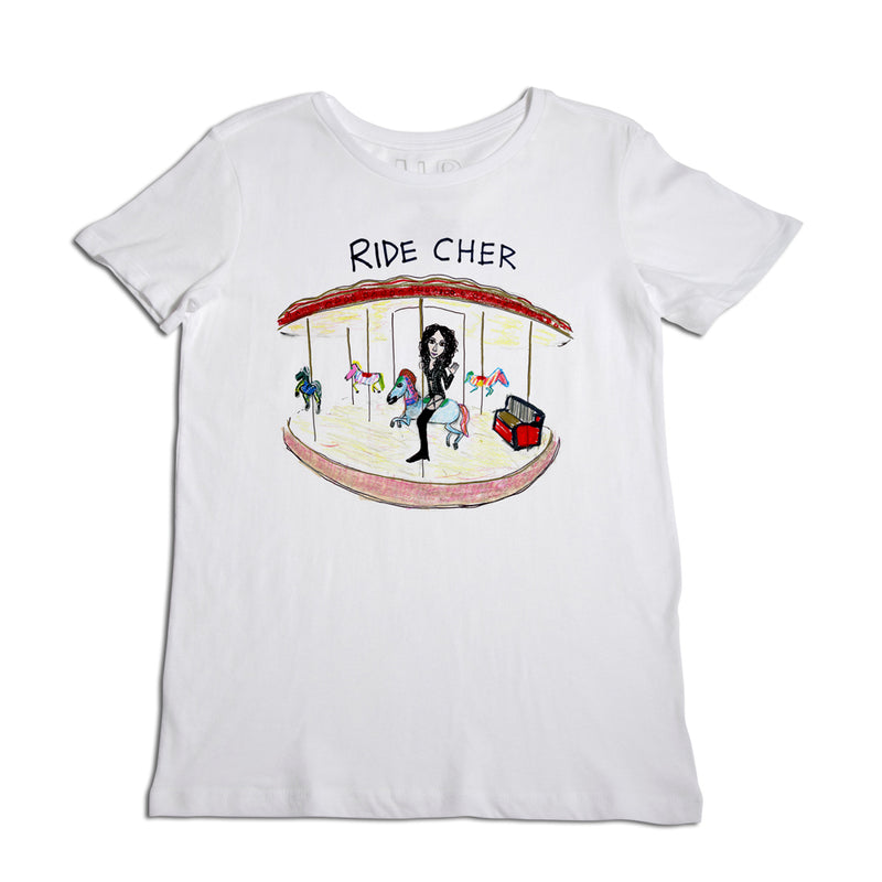 Ride Cher Women's T-Shirt