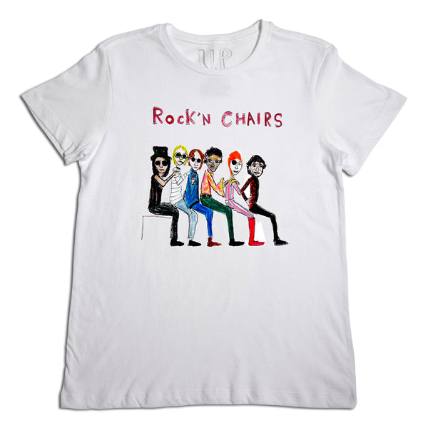 Rock'n Chairs Men's T-Shirt