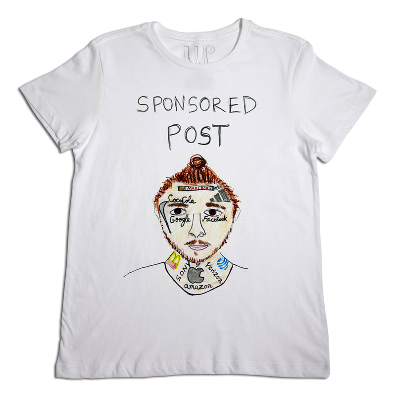 Sponsored Post Men's T-Shirt