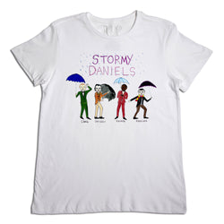 Stormy Daniels Men's T-Shirt