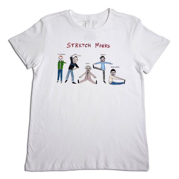Stretch Marks Men's T-Shirt
