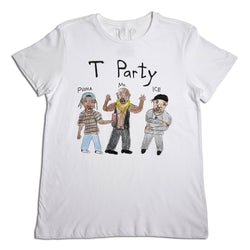 T Party Men's T-Shirt