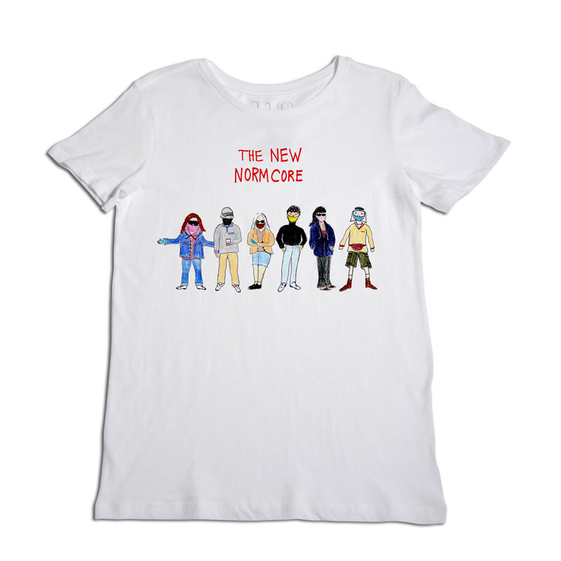 The New Normcore Women's T-Shirt