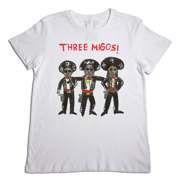 Three Migos! Men's T-Shirt