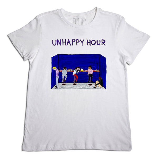 Unhappy Hour Men's T-Shirt