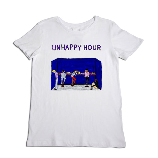 Unhappy Hour Women's T-Shirt