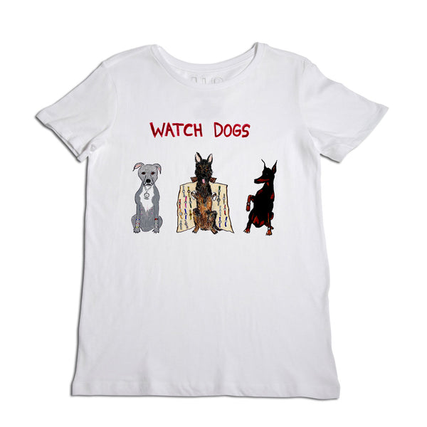 Watch Dogs Women's T-Shirt