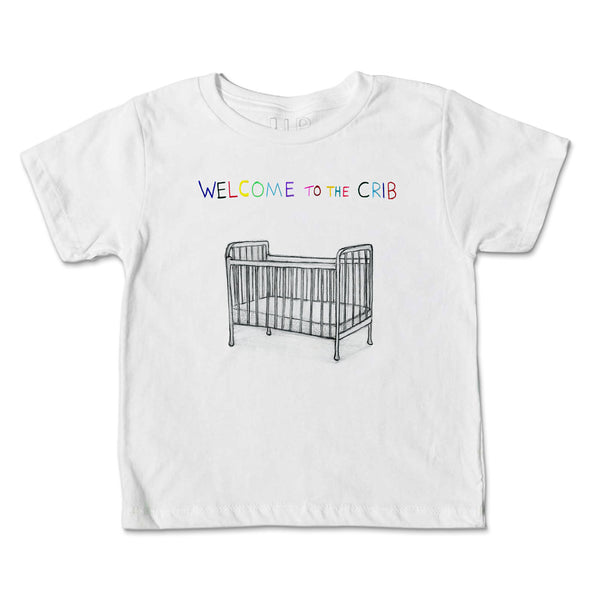 Welcome to the Crib Infant's T-Shirt
