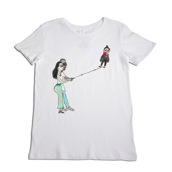 West Family Selfie Women's T-Shirt