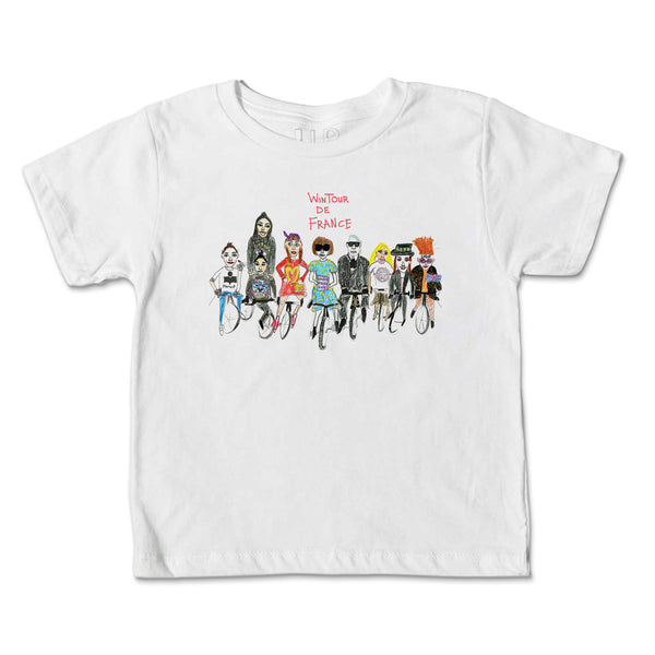 Wintour De France Infant's T-Shirt