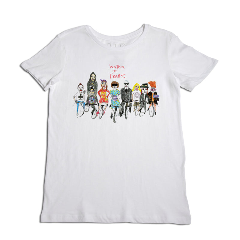 Wintour De France Women's T-Shirt