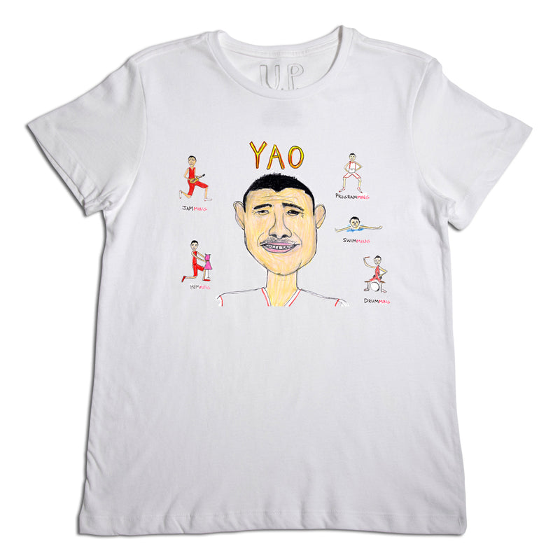 Yao Minging Men's T-Shirt