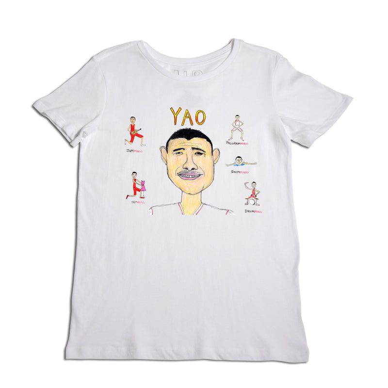 Yao Minging Women's T-Shirt