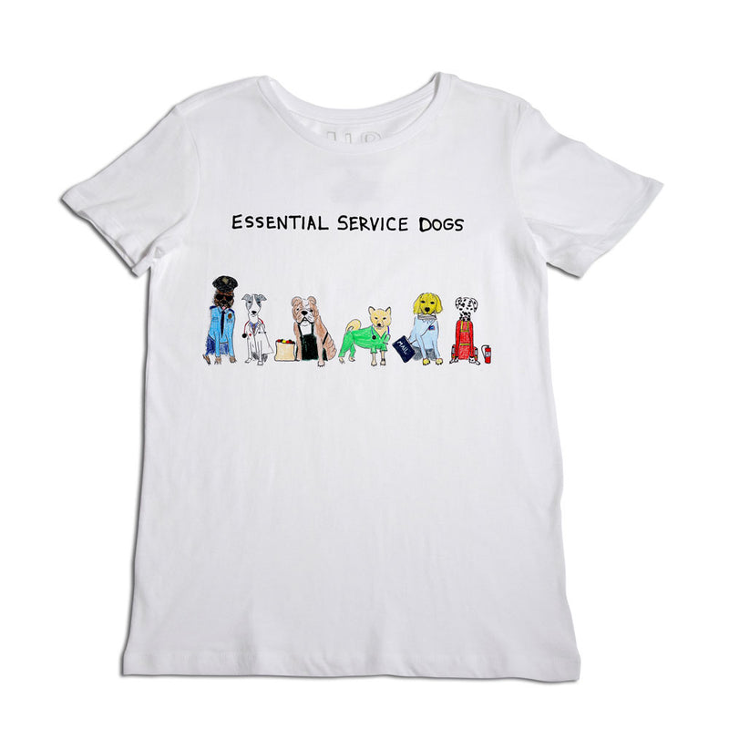 Essential Service Dogs Women's T-Shirt