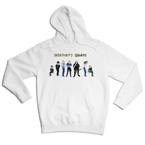 Insecurity Guards Unisex Hoodie