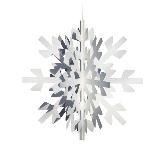 Scandinavian Snowflake, Livingly, designed by Louise Helmersen