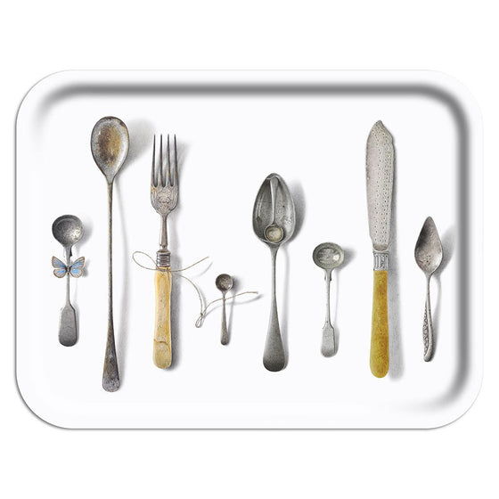 "Tablett ""Cutlery"" 43 x 33 cm, Ary trays"