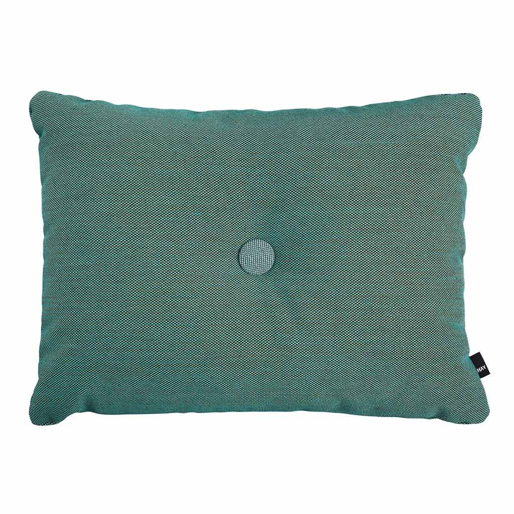 HAY Kissen DOT Steelcut Trio aqua green