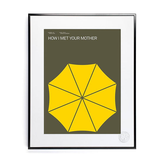 How i met your Mother 30x40 / 56x76, Image Republic