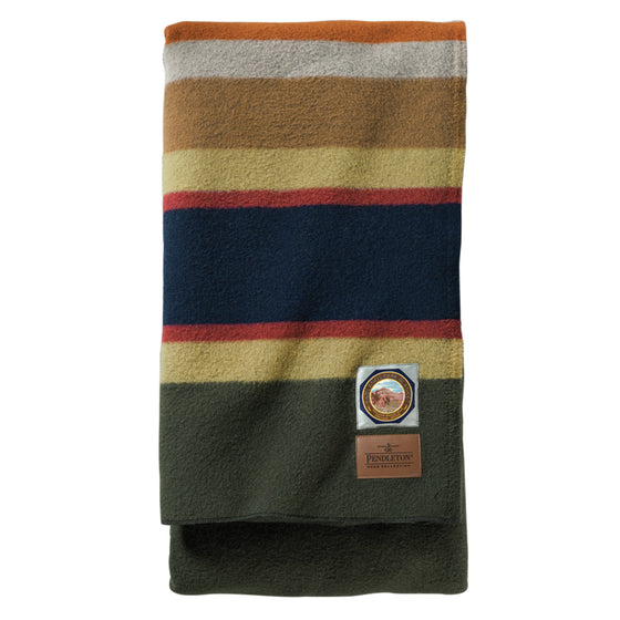 Badlands National Park Blanket, full: 203 cm x 229 cm