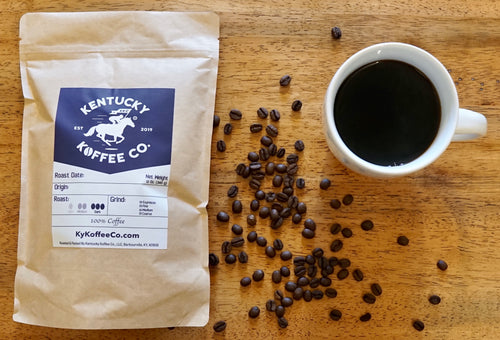 Decaffeinated Mexican--FTO Oaxaca CEPCO MWP--12 oz. Bag - Kentucky Koffee Co., LLC