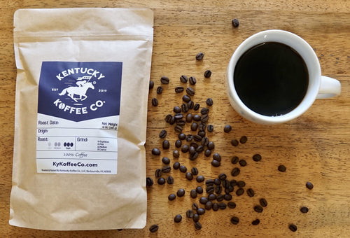 Guatemalan--Single Origin—12oz. Bag - Kentucky Koffee Co., LLC