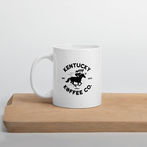 KKC 11 oz. Ceramic Mug - Kentucky Koffee Co., LLC