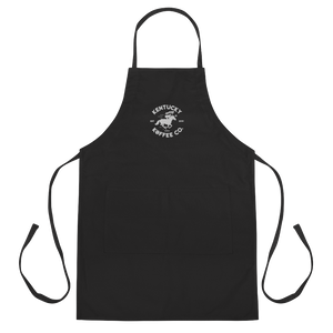 Embroidered KKC Apron - Kentucky Koffee Co., LLC