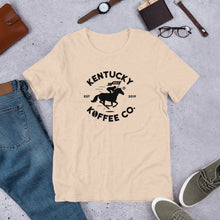 Load image into Gallery viewer, Short-Sleeve Unisex KKC T-Shirt - Kentucky Koffee Co., LLC