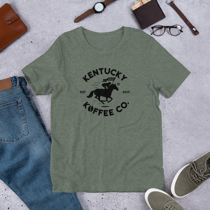 Short-Sleeve Unisex KKC T-Shirt - Kentucky Koffee Co., LLC