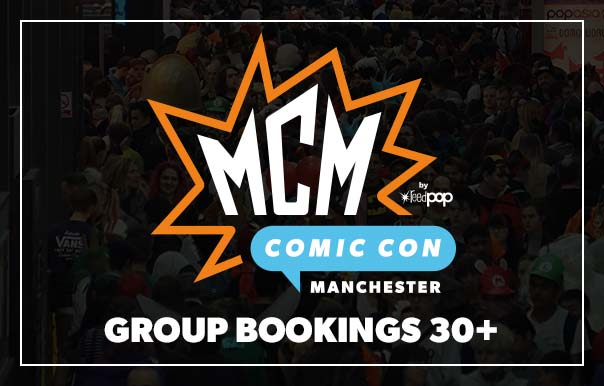 MCM Group Bookings