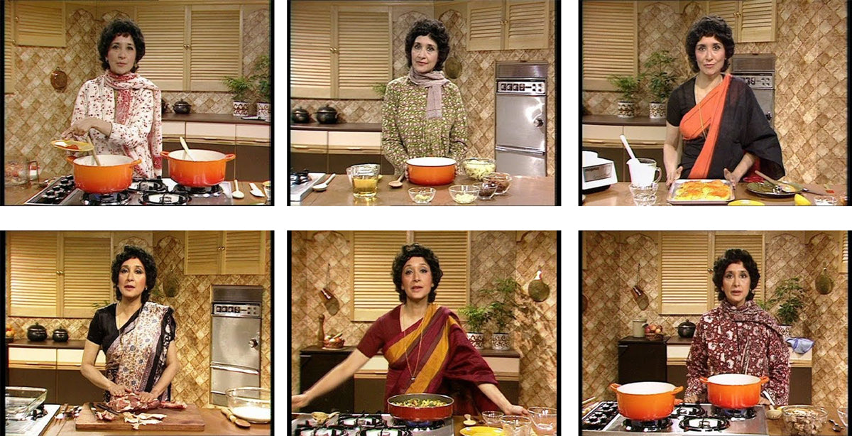 NBNW x Madhur Jaffrey Indian Cookery BBC Food