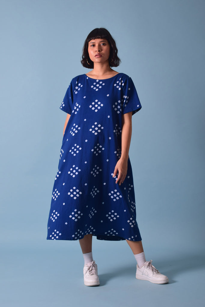 DOTTY MAX & RELAX DRESS