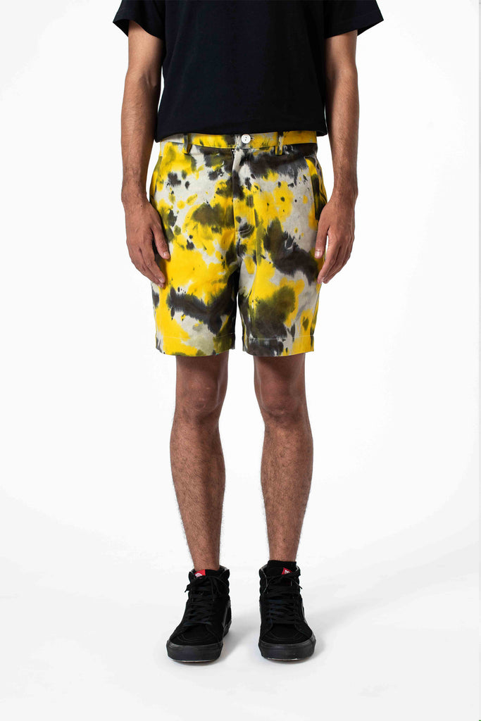 ALL THE FIXINGS SPLATTER SHORTS